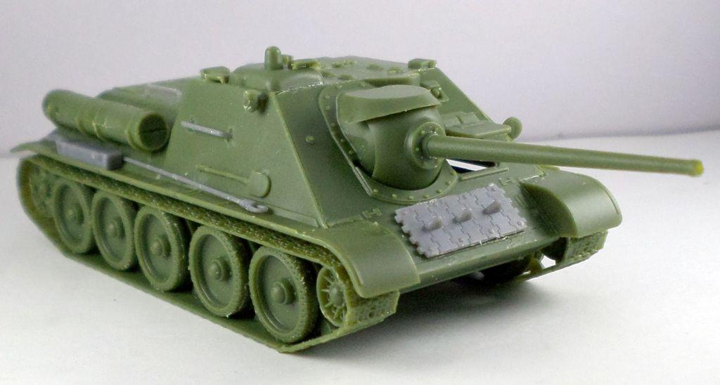 1+1 S-model 1//72 PS720108 SU-85 Tank Destroyer